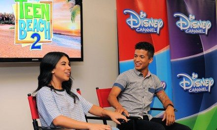 Advice for Aspiring Actors: By ChrissieFit and Jordan Fisher from Teen Beach 2