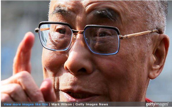 Dalai Lama - Getty Images News - Mark Wilson