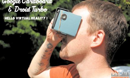 Google Cardboard Turns My Droid Turbo into a Virtual Reality Device #VZWBuzz