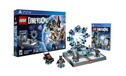 LEGO Dimensions: Building Bricks Merge with a Video Game