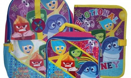 INSIDE OUT Backpack: 22 Different Styles Plus Lunch Bags and More