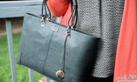 Pelcor Tote: A Luxury Bag Made from Sustainable Cork