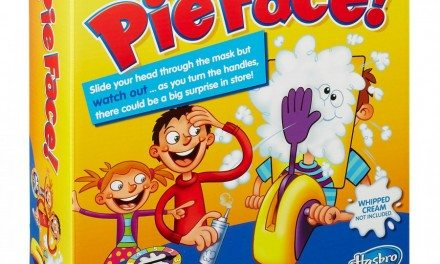 PIE FACE – Hasbro Releases Viral Video Game Sensation