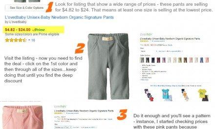 The Secret to Scoring Amazing Deals on Amazon