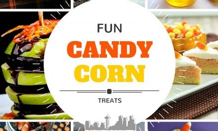Candy Corn Treats: Fun Fall Recipes