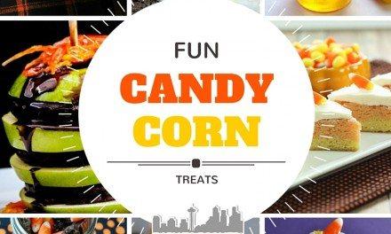 Candy Corn Treats: Fun Fall Recipes