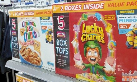 General Mills Box Tops for Education Back-to-School Bonus #BTFE