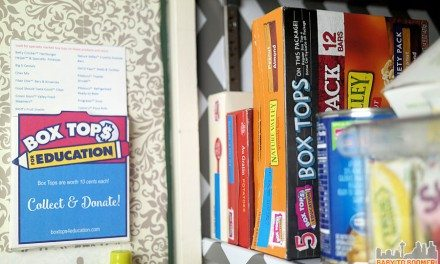 Box Tops for Education – Free Printable Envelope #BTFE