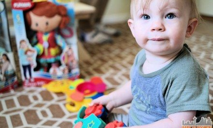 PLAYSKOOL Play, Stow, Go Toys: Take The Fun On the Road