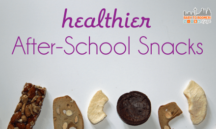 After-School Snacks: Healthy New Options