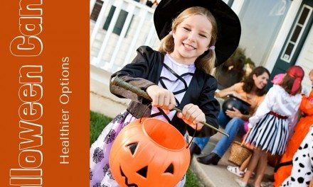Halloween Candy: Better For You Options