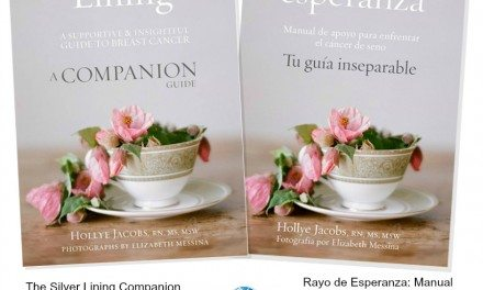 Breast Cancer Diagnosis?  Free Companion Support Book from Allstate