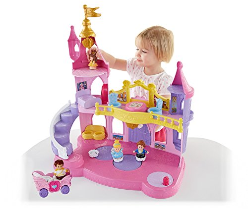 Toddler Toys People : Toddler toys disney fisher price little people princesses