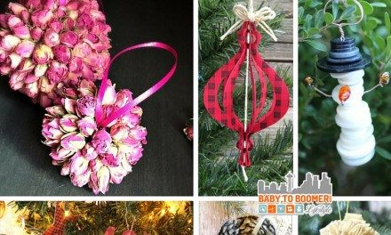 DIY Ornaments that Look Expensive But Aren't!