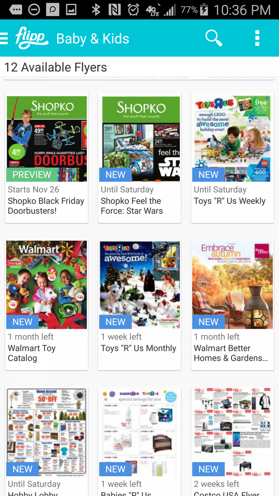 Flipp App - Flyers - Flipp App - circulars online with coupons and matchups for major retailers across the US. ad