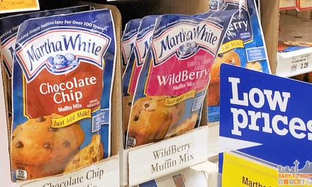 Martha White Baking Mixes Make the Holidays Easier