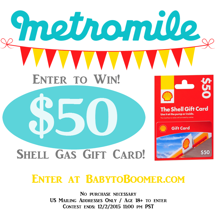 Metromile Giveaway - ad