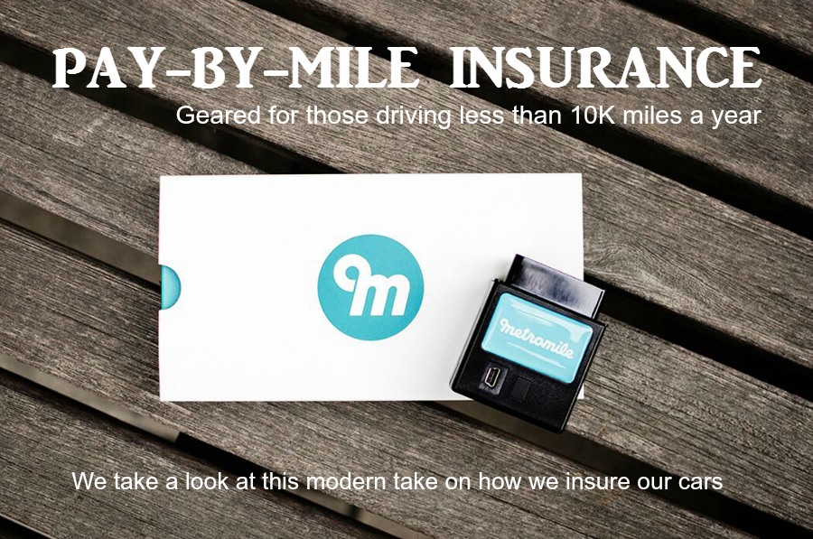 Metromile - Pay by mile car insurance - ad