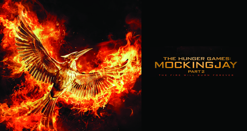 Mockingjay Part Two in theatres Thanksgiving - The Hunger Games: Mockingjay – Part 2 Advance Tickets #GIVEAWAY #MockingjayPart2 #MockingjayTickets ad #IC