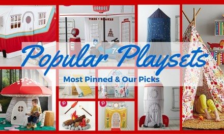 Most Popular Play Tents, Teepees, and PlayHouses for Kids 2015