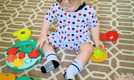 Ruggable: A 2-Layer Washable Area Rug for the Playroom
