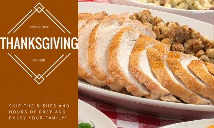 Buca di Beppo: Traditional Turkey Dinner or Thanksgiving Feast to Go