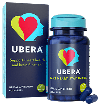 Ubera Supplements for mind and body