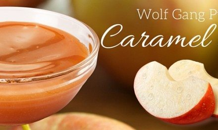 Homemade Caramel Sauce by Wolfgang Puck Cooking School