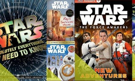 THE FORCE AWAKENS Children's Books & Box Office Update