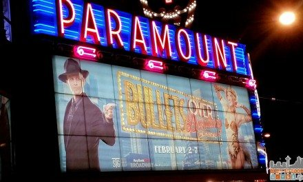 Broadway at The Paramount presents: BULLETS OVER BROADWAY