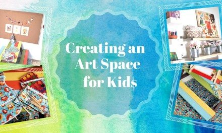 Kids Room Ideas: Creating a Space for Art