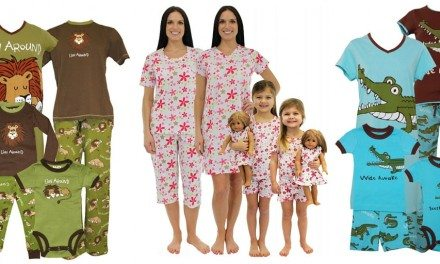 Matching Pajamas Perfect for Family Reunions, Bridal Parties, and More!