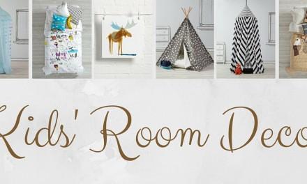 Fun New Kids' Room Decor Ideas for Spring