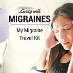 Living with Migraines: My Migraine Travel Kit #MoreToMigraine
