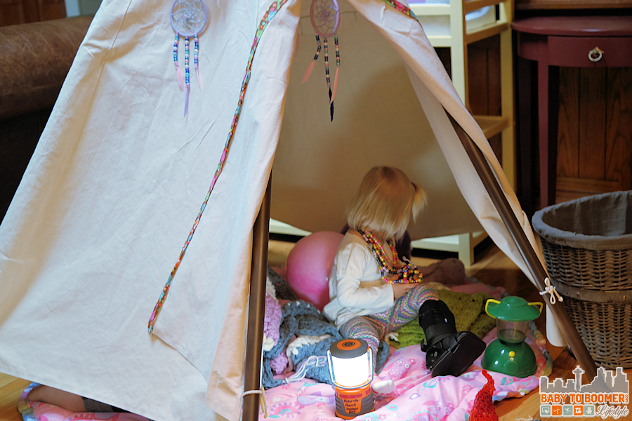 Ball Park Franks - Indoor Camping Fun #TysonLifesanAdventure #ShareIt #ad