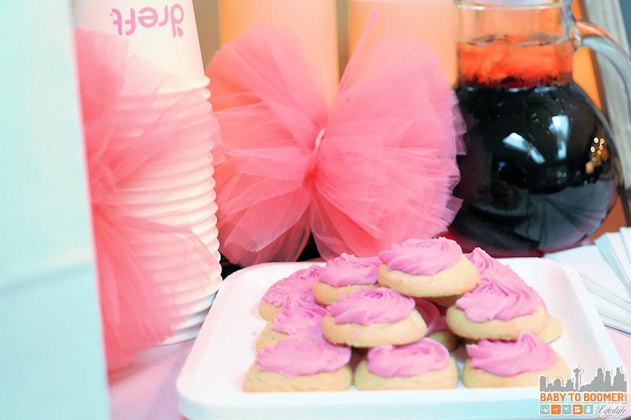 Dreft Party - Punch & Cookies - #Amazinghood #ad