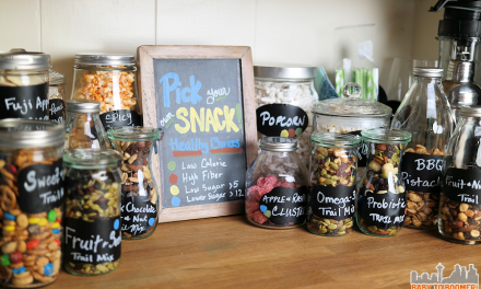 Family Snack Bar: Empower Kids to Make Healthy Choices #CVSSpringSnacking