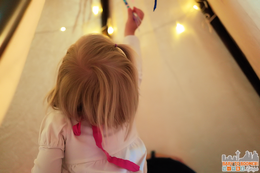 Indoor Camping Ideas for kids 2 and under - #TysonLifesanAdventure #ShareIt #ad