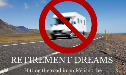 Retirement Doesn't Have to Mean Hitting the Road in an RV #NoRV4Me #CORTatHome @CORTFurniture
