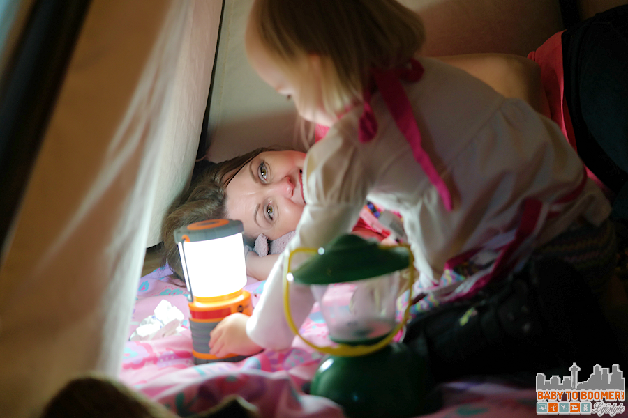Showing Nana the Lantern #TysonLifesanAdventure #ShareIt #ad