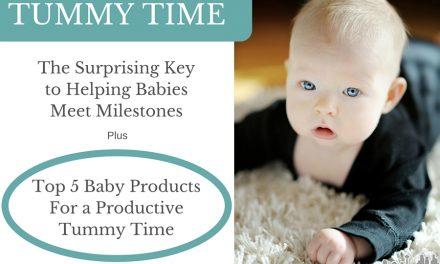 Tummy Time: Surprising Key to Helping Babies Meet Milestones